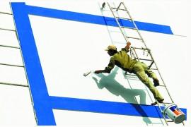 Các lỗi kỹ thuật cần chú ý khi sơn nhà – sonnhadepgiare